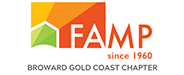 FAMP Broward-Gold Coast Chapter Logo